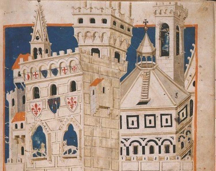 Firenze XII secolo