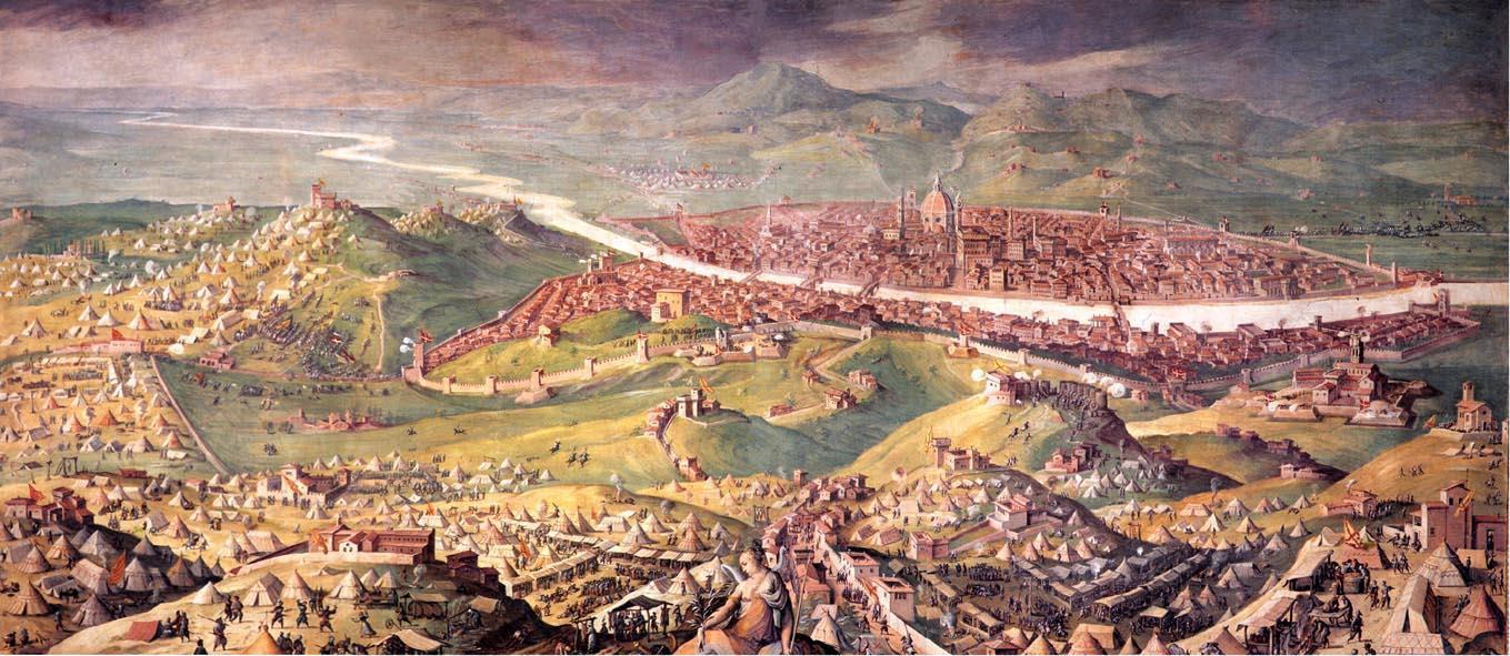 Firenze XVI secolo