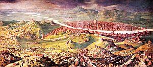 assedio di firenze 1530