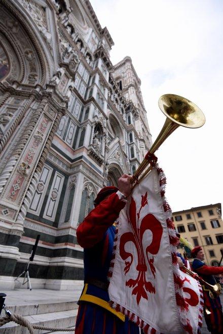 Sorteggio Colori 2016 Firenze