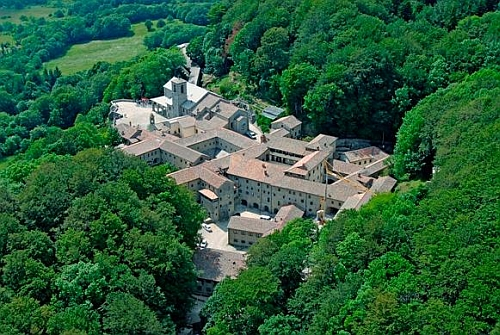 Parte Guelfa pellegrinaggio 2016 Santuario della Verna