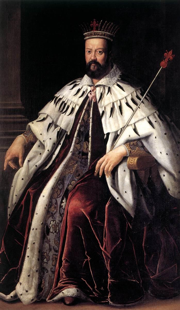 Parte Guelfa Cosimo I de Medici Granduca di Toscana