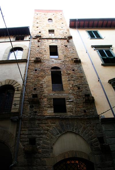 Parte Guelfa torre buondelmonti