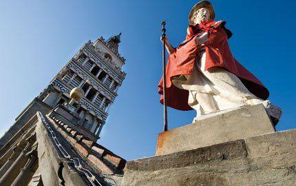 Parte Guelfa Cavalcata San Jacopo 2017 Pistoia