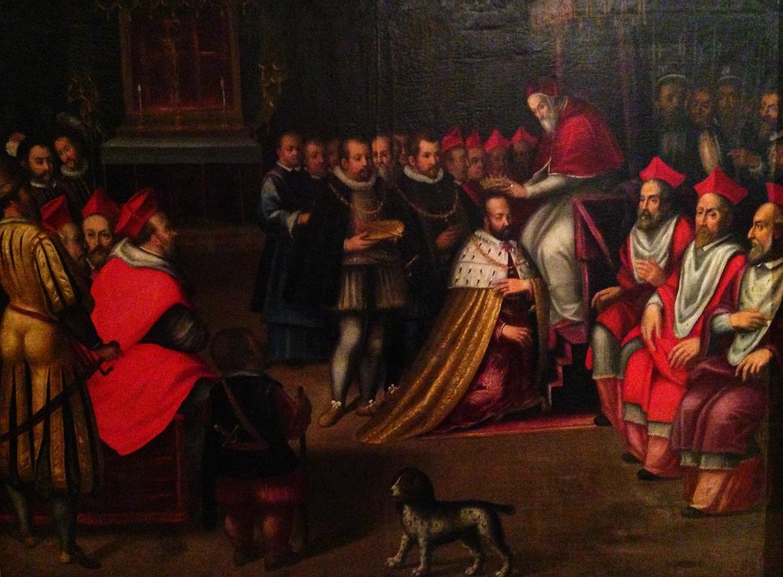 Parte Guelfa incoronazione granduca Cosimo I