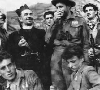 Parte Guelfa partigiani guelfi cattolici 1944
