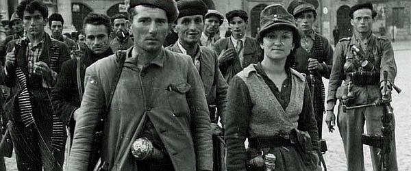 Parte Guelfa partigiani guelfi cattolici 1945