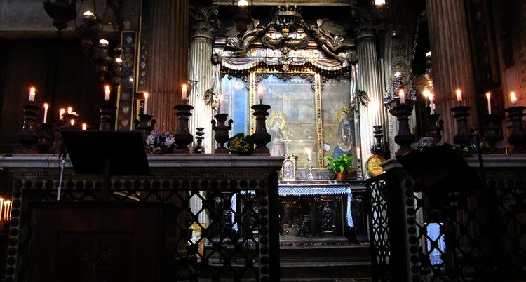 Parte Guelfa Santissima Annunziata Santuario mariano di Firenze