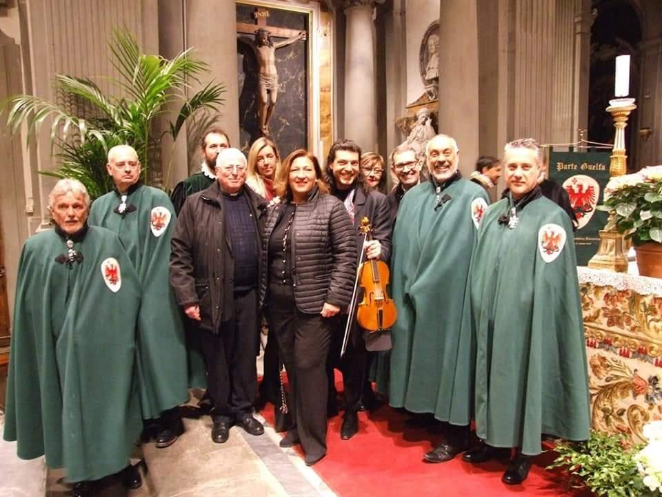 Parte Guelfa concerto per Aleppo 4