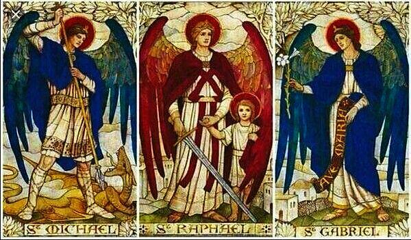 Parte Guelfa arcangeli Michele Raffaele Gabriele