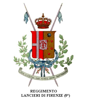 Parte Guelfa stemma Lancieri di Firenze