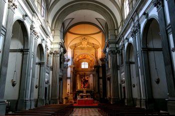 Parte Guelfa concerto per Burkina Faso 3 Santa Felicita a Firenze