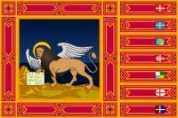 Parte Guelfa bandiera Regione Veneto