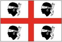 Parte Guelfa bandiera Sardegna
