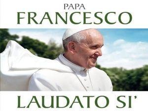 Parte Guelfa LaudatoSi Papa Francesco