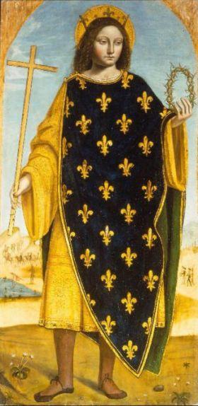Parte Guelfa San Luigi IX 1 cover