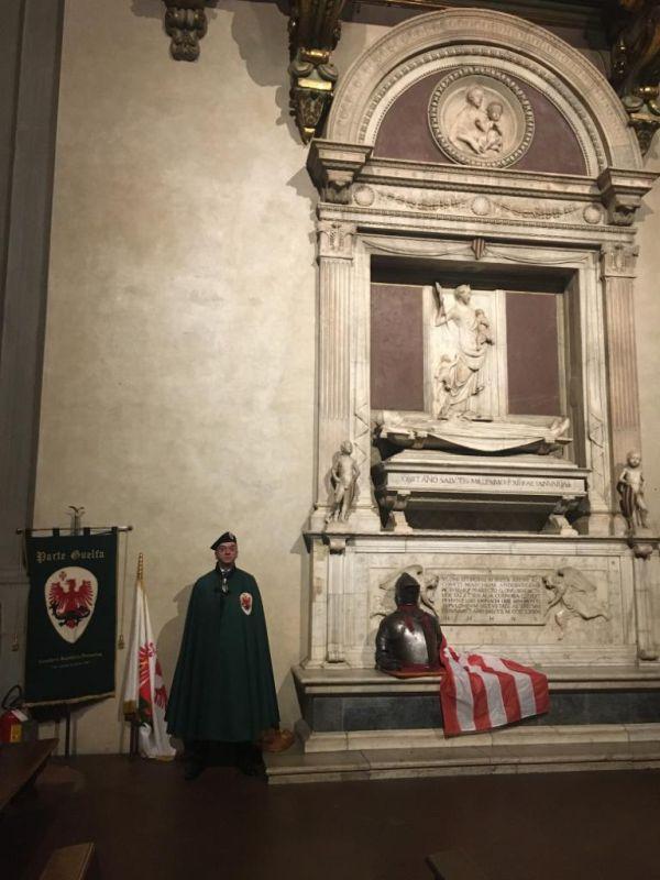 Parte Guelfa Badia Fiorentina Ugo di Toscana 4