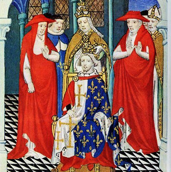 Parte Guelfa Carlo I dAngio e Clemente IV