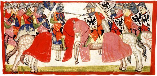 Parte Guelfa Festa delle Insegne 2020 Battaglia di Benevento 1266